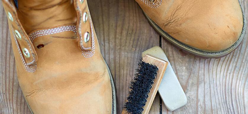 چگونه باید از کفش های ایمنی مراقبت کرد؟
