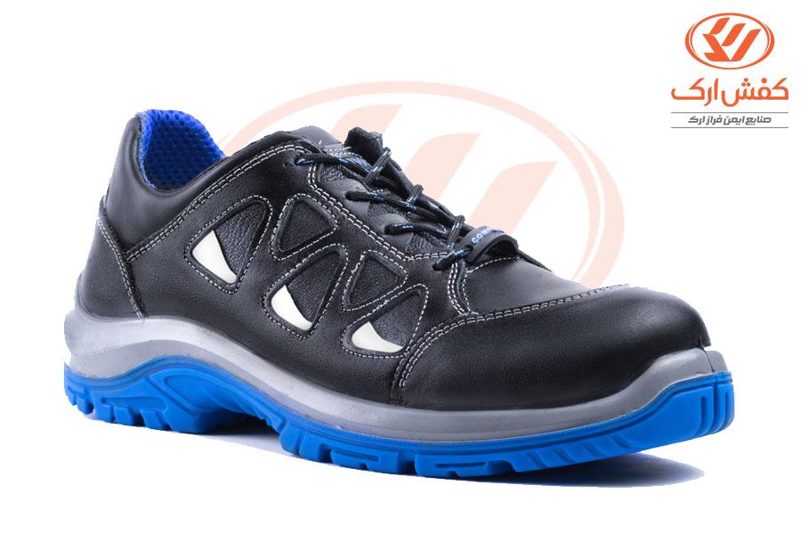 کفش ساق کوتاه ایمنی نووا