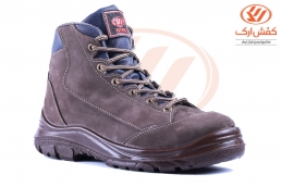 Luna Nubuck Safety Boots