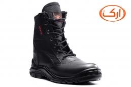 Falcon Zipper Military Boots