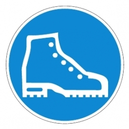 Special Signs of Safety shoes