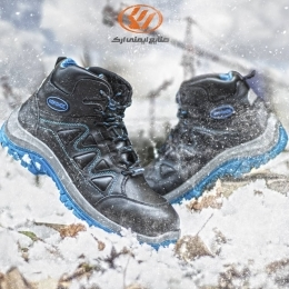 Get ready for winter conditions by wearing the right safety shoes