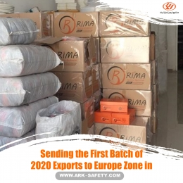 Sending the First Batch of Exports to Europe Zone in 2020
