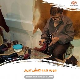 موزه زنده کفش تبریز