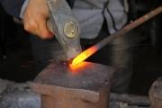 آهنگری در صنایع آهنگری