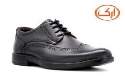 کفش چرم مردانه کلاسیک هشترک