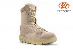 الأحذية العسكرية غارد لون كريمي