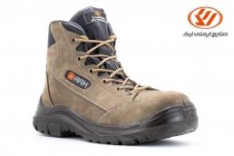 أحذية الأمان الطویلة لونا النوبوك