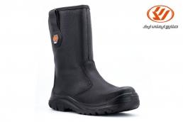 أحذية الأمان الطویلة لعمّال الحفر