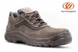 أحذية الأمان من جلد النوبوك ریما
