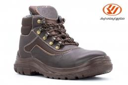 أحذية الأمان الطویلة الجلدیة ریما