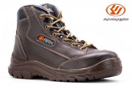 أحذية الأمان الطویلة لونا