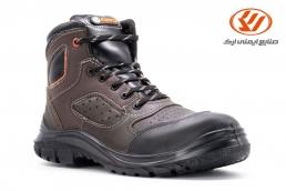 أحذية الأمان الطویلة الجلدیة ریما2