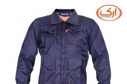 لباس کار مردانه با پارچه کجراه