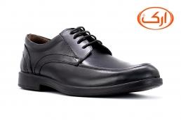کفش چرم مردانه کلاسیک بندی