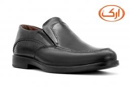 کفش چرم مردانه کلاسیک کشی